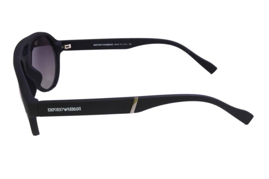 Emporio Armani 4128 Matt Black Sunglasses