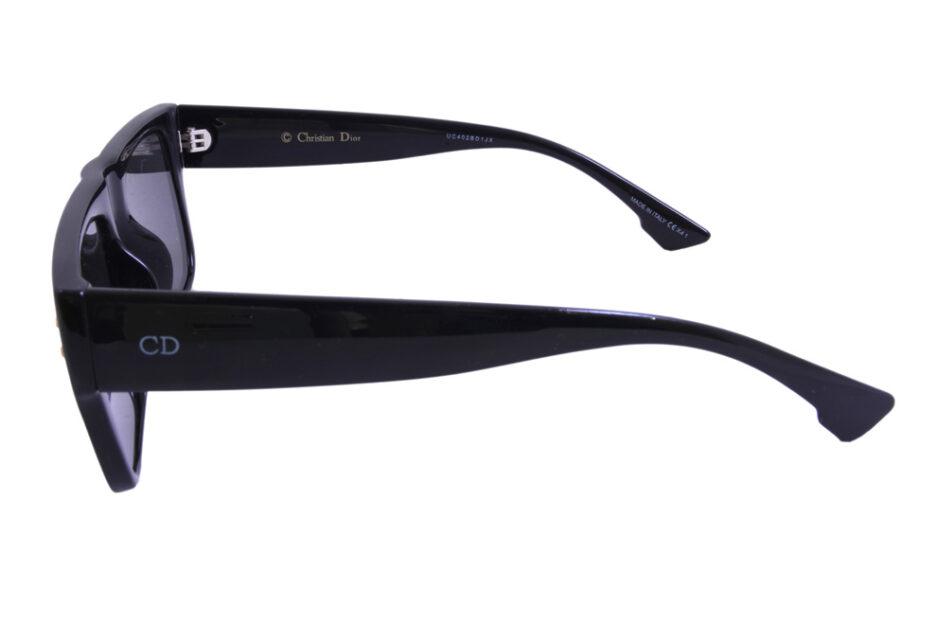 Dior 086 Black Sunglasses