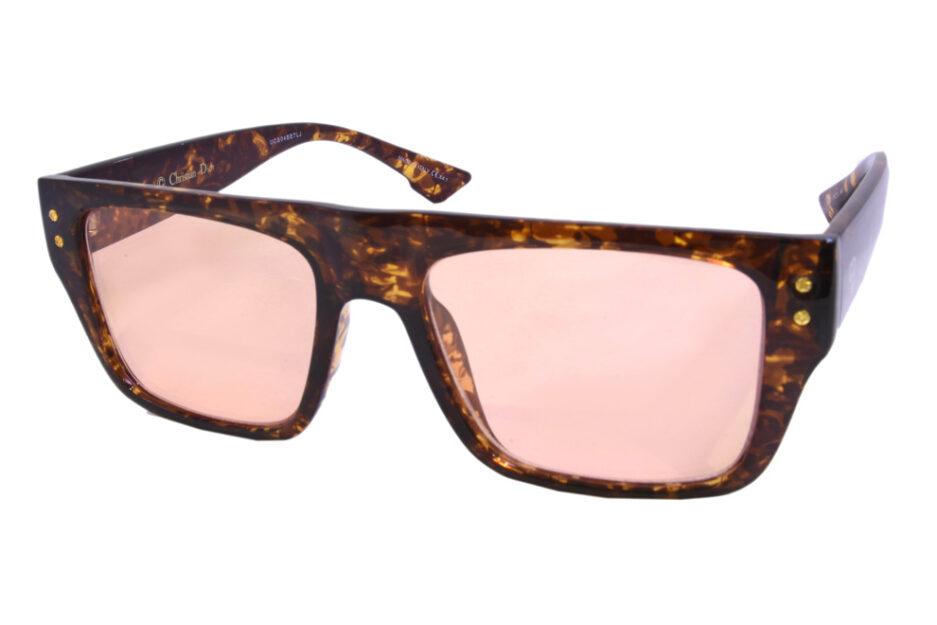 Dior 86 Brown Sunglasses 2