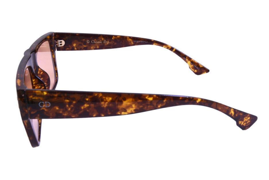 Dior 86 Brown Sunglasses 3