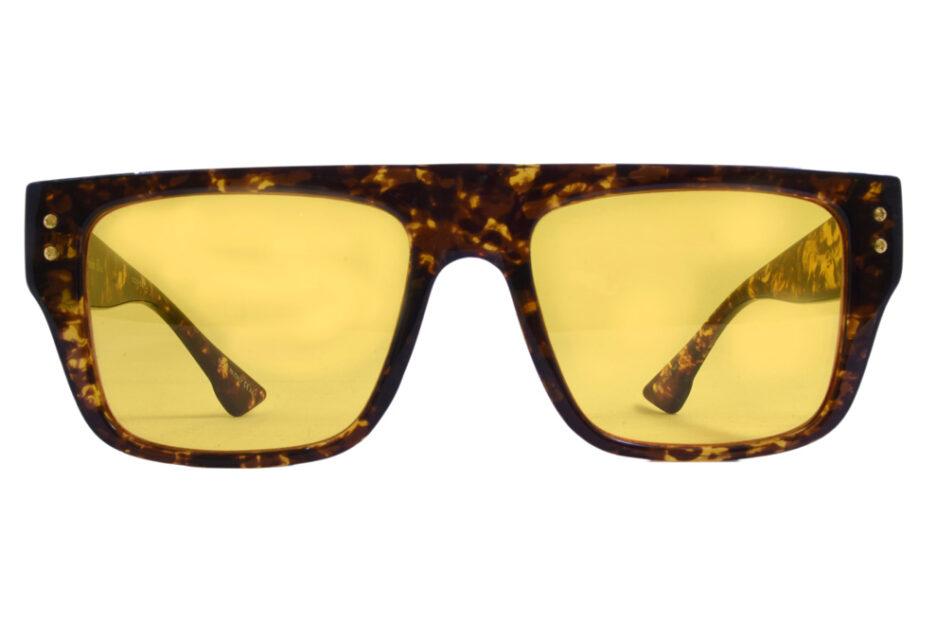 Dior Men 86 Brown Sunglasses 1