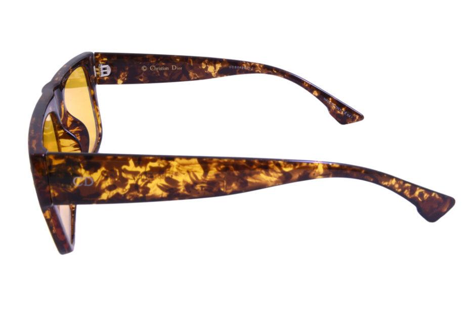 Dior Men 86 Brown Sunglasses 3