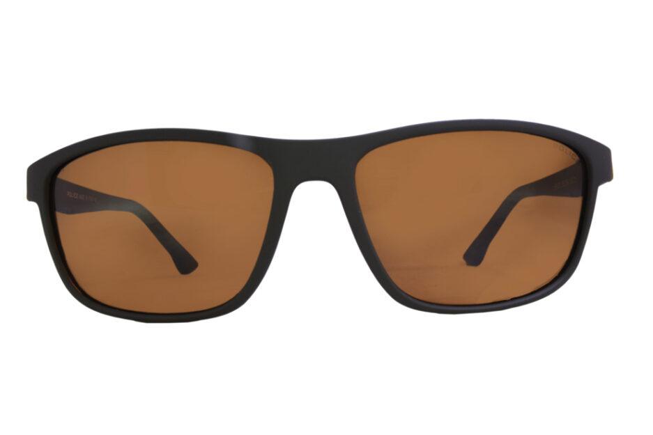 Police SPL 871 Matt Brown Sunglasses