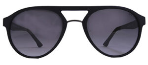Police 869 Matte Black sunglassed