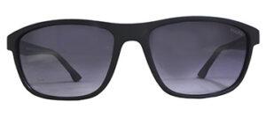 Police 871 Matte Black Color