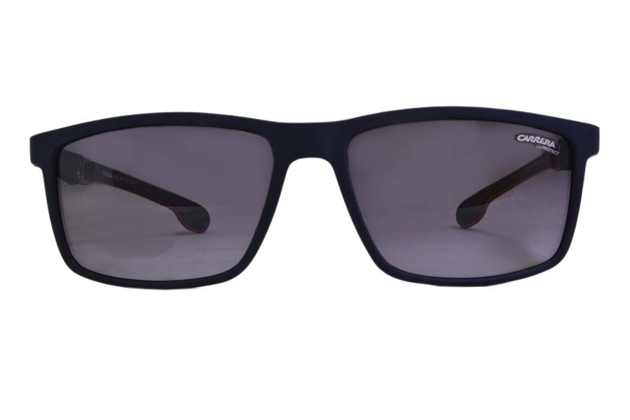 Carrera For Men Sunglasses 4006 Matte Blue 1
