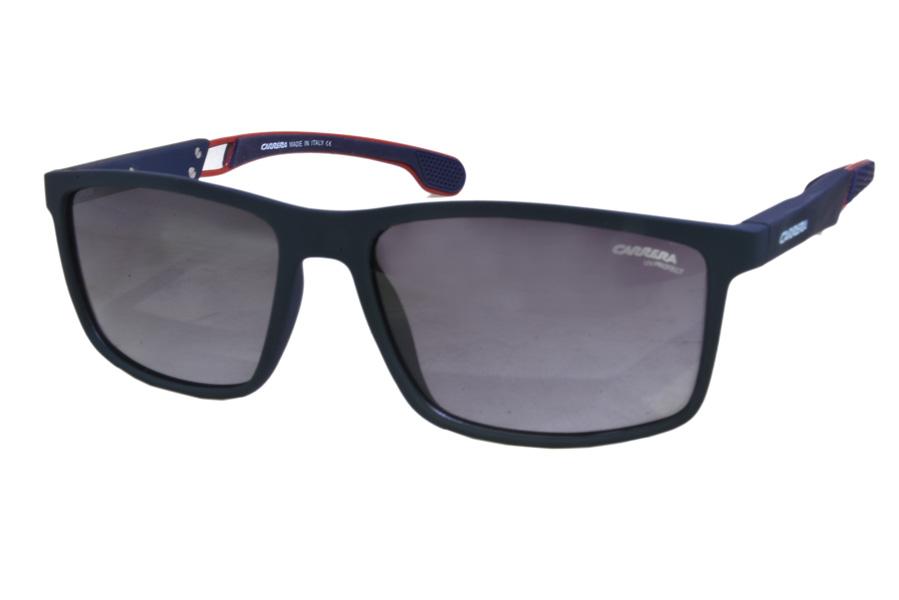 Carrera For Men Sunglasses 4006 Matte Blue 2