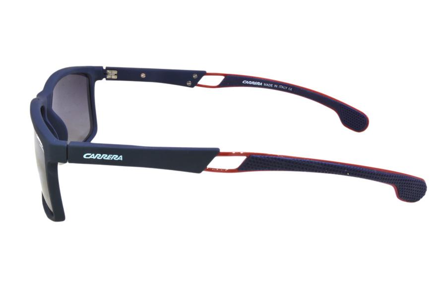 Carrera For Men Sunglasses 4006 Matte Blue 3