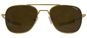 Randolph Engineering Golden Sunglasse