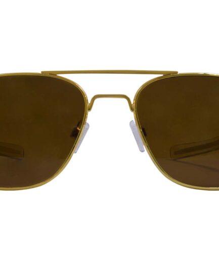 Randolph Engineering Golden Sunglasse 1