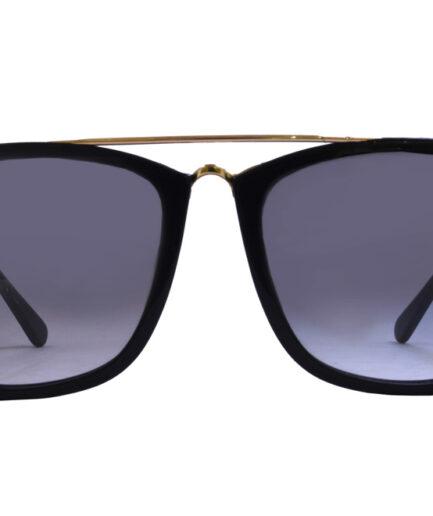 Ladies Chanel 5509 Black Sunglasses 1
