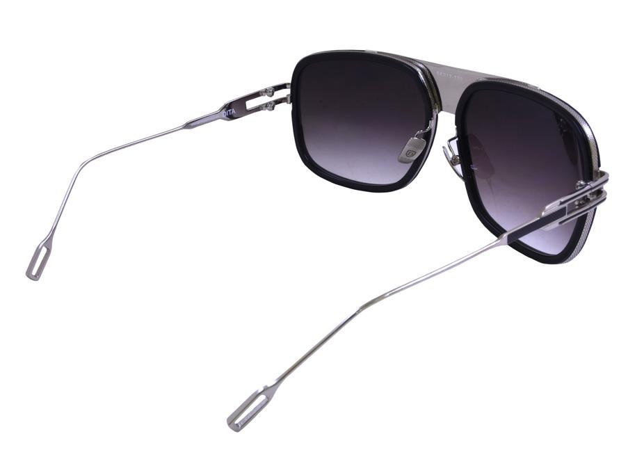 Men For Dita Grandaster FIVE Black Grey Sunglasse