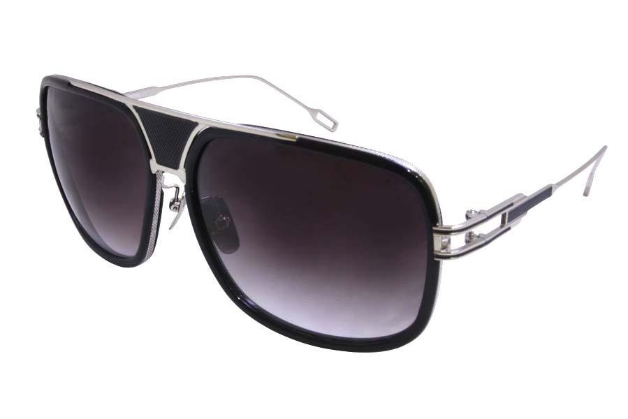 Men For Dita Grandaster FIVE Black Grey Sunglasse 2