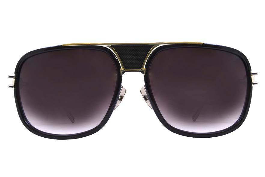 Men For Dita Grandaster FIVE Black Grey Sunglasse 1