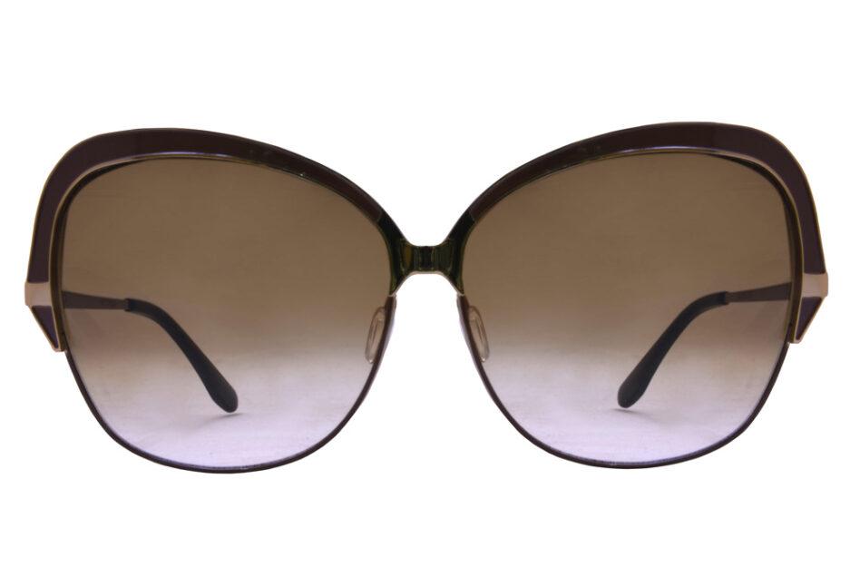 Dita Marseilles Ladies Sunglassses Brown 1