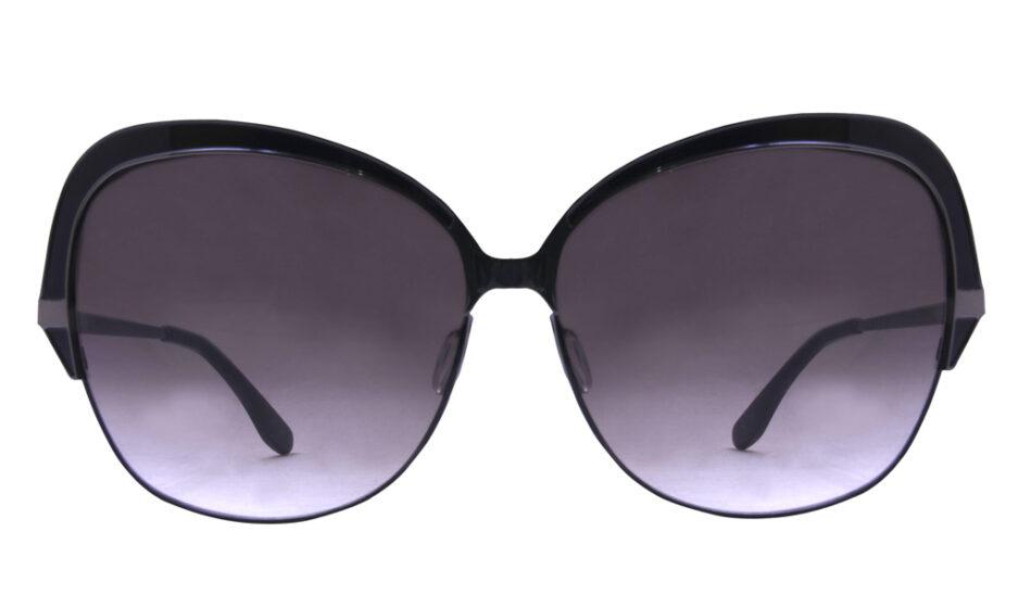 Ladies Dita Marseilles Sunglassses Black 1