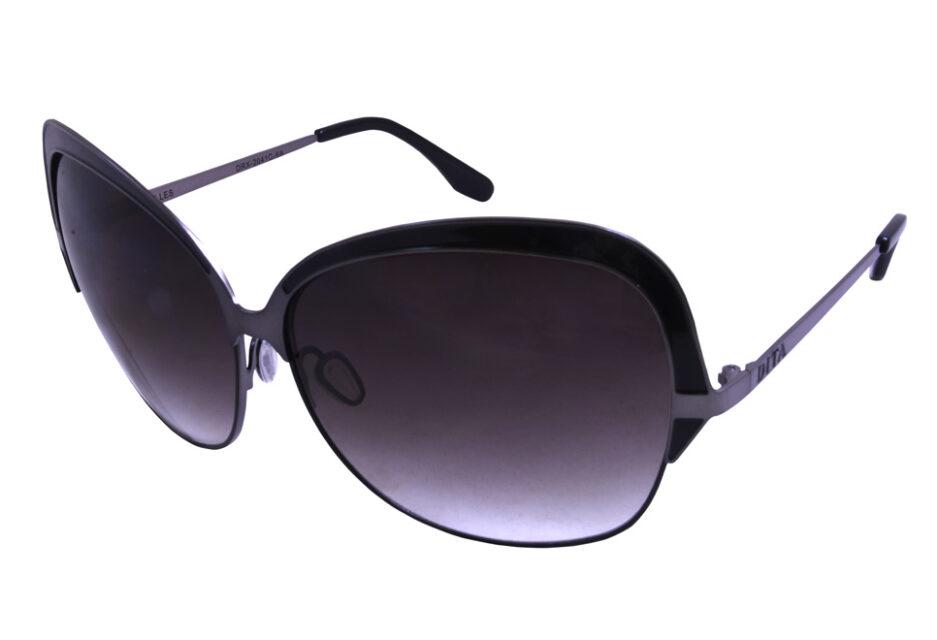 Ladies Dita Marseilles Sunglassses Black 2