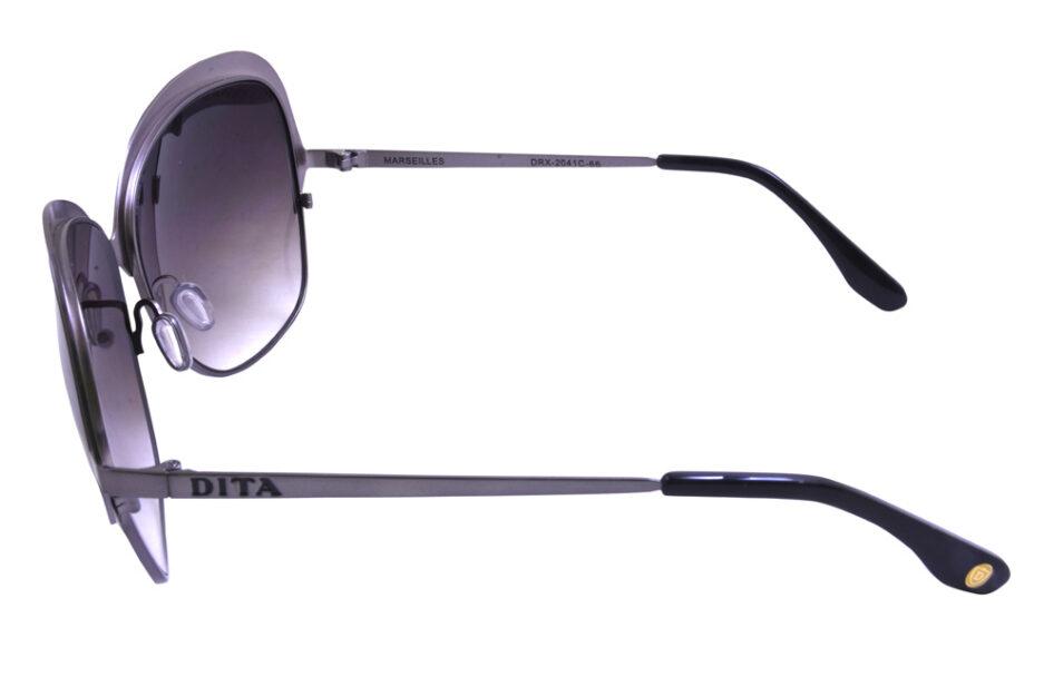 Ladies Dita Marseilles Sunglassses Black 4