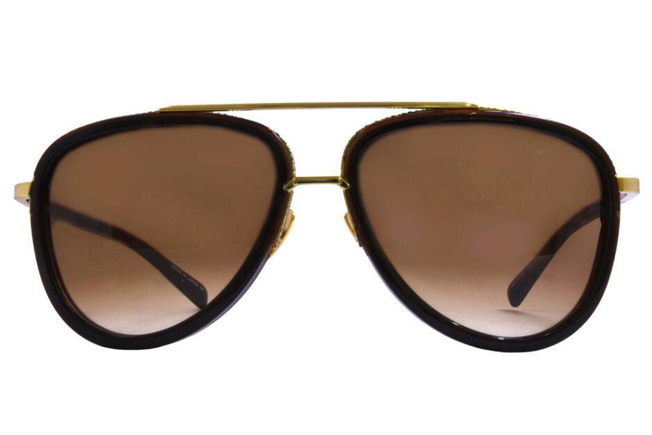 Dita Mach 22031 Sunglasse Brown-Gold 1
