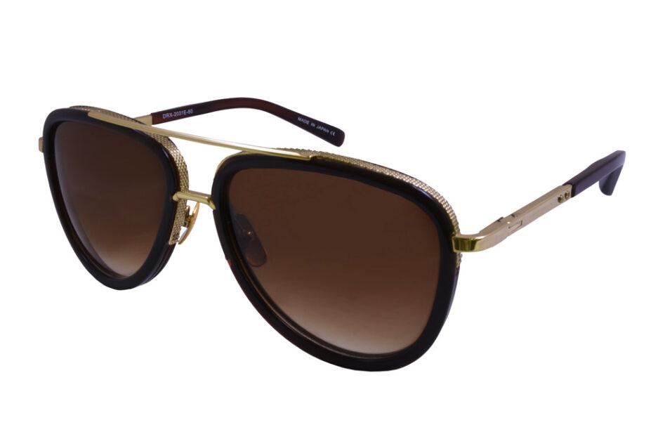Dita Mach 22031 Sunglasse Brown-Gold 2