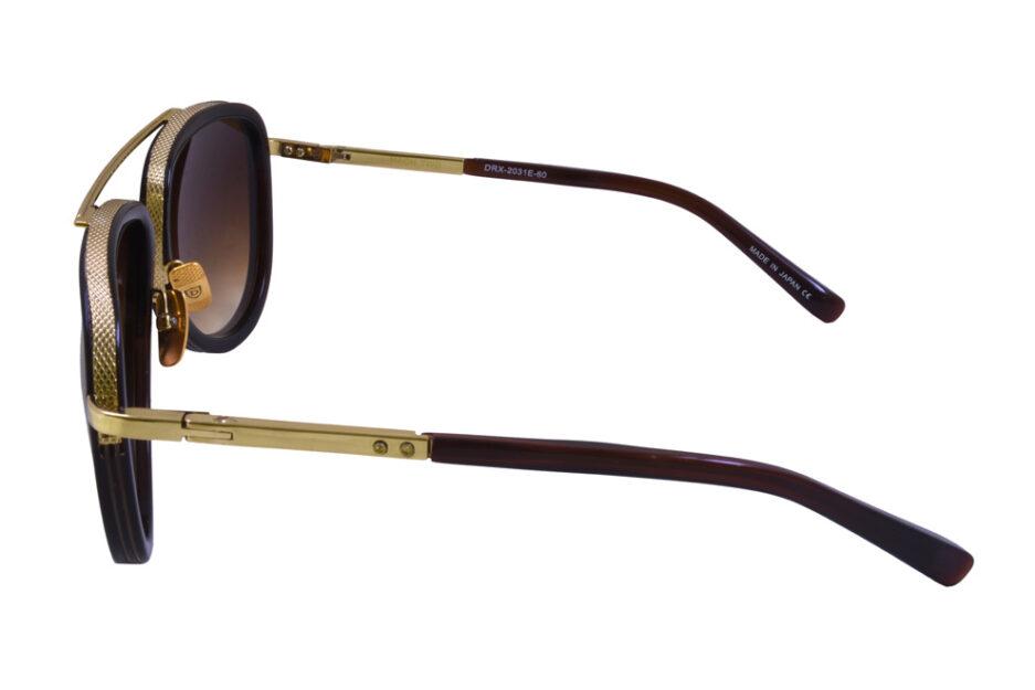 Dita Mach 22031 Sunglasse Brown-Gold 3
