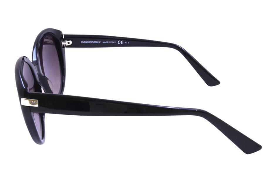 Emporio Armani Ladies Sunglasses 9739 Black 3