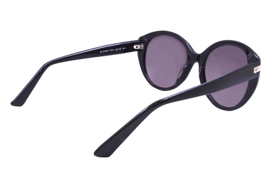 Emporio Armani Ladies Sunglasses 9739 Black 5