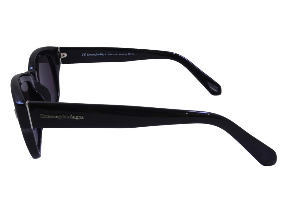 Ermenegildo zegna 3611 Black Sunglasses 3