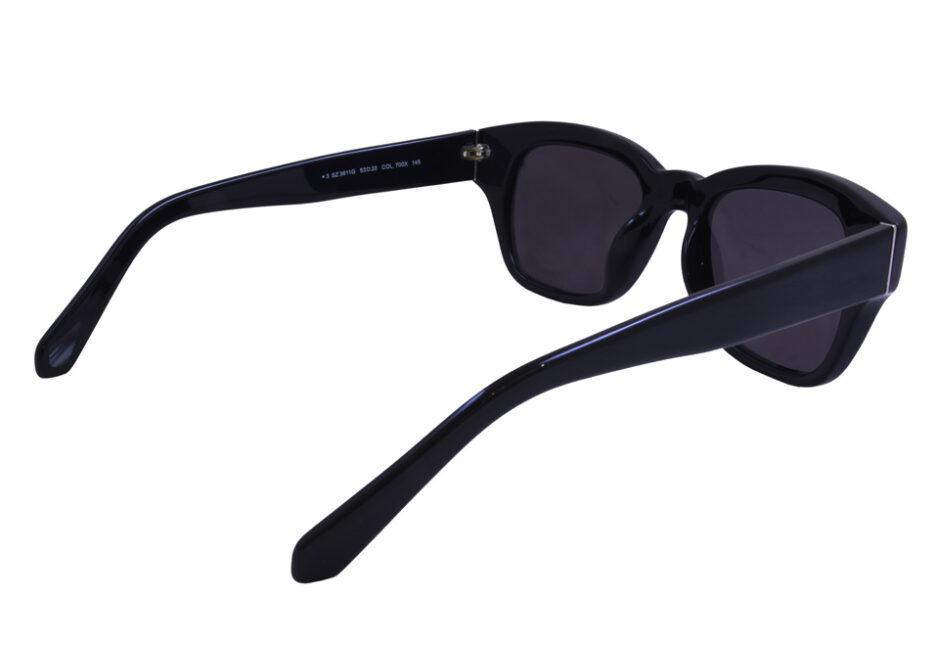 Ermenegildo zegna 3611 Black Sunglasses 5