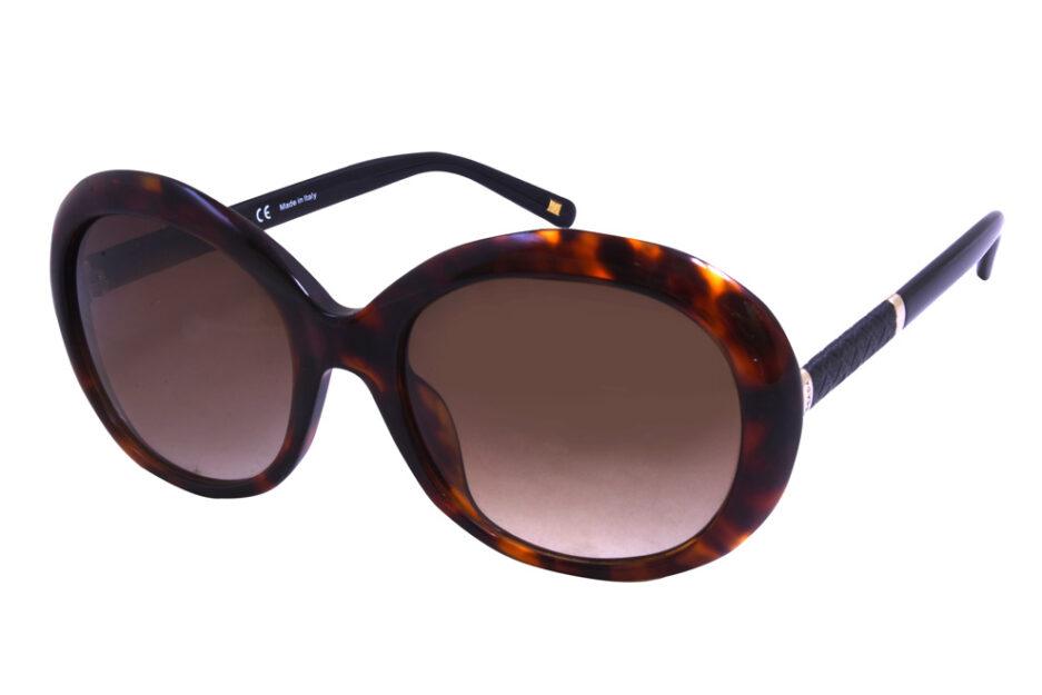 Escada Ladies 248 Tortoise Sunglasses 2