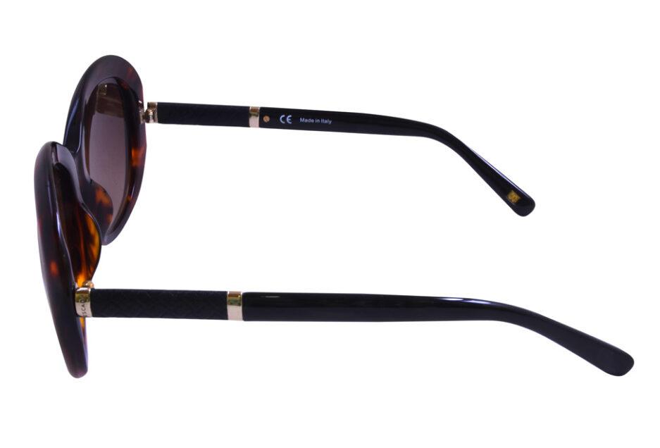 Escada Ladies 248 Tortoise Sunglasses 3