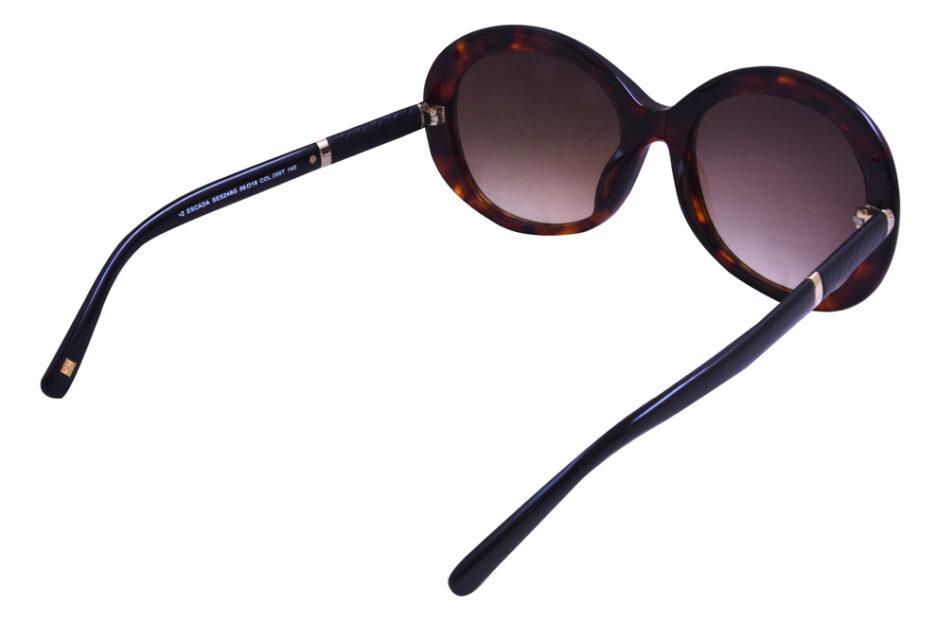 Escada Ladies 248 Tortoise Sunglasses 5