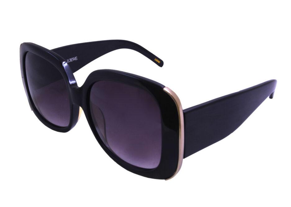 Ladies Loewe Sunglasses 2016 Black 2