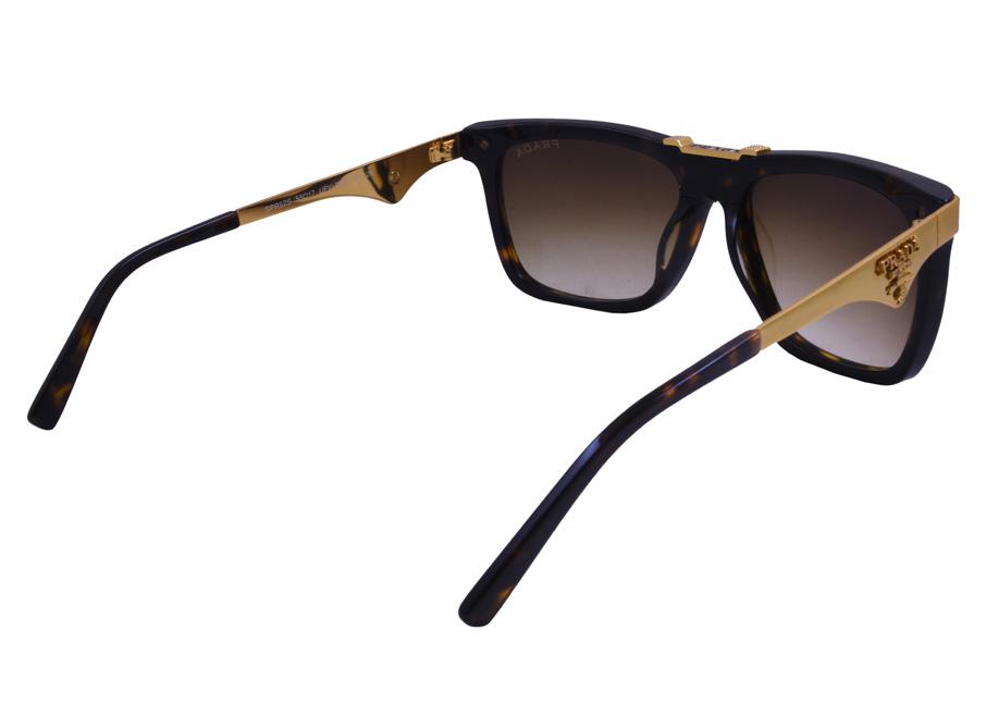 Parada 52 Tortoise For Men Sunglasse 5