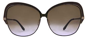 Dita Marseilles Ladies Sunglassses Brown