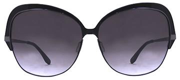 Ladies Dita Marseilles Sunglassses Black