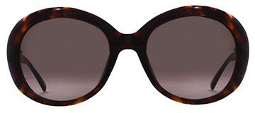 Escada Ladies 248 Tortoise Sunglasses