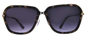 Tom Ford Ladies Brown Sunglasses