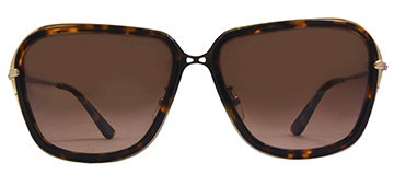 Ladies Tom Ford Sunglasse 9358 Tortoise