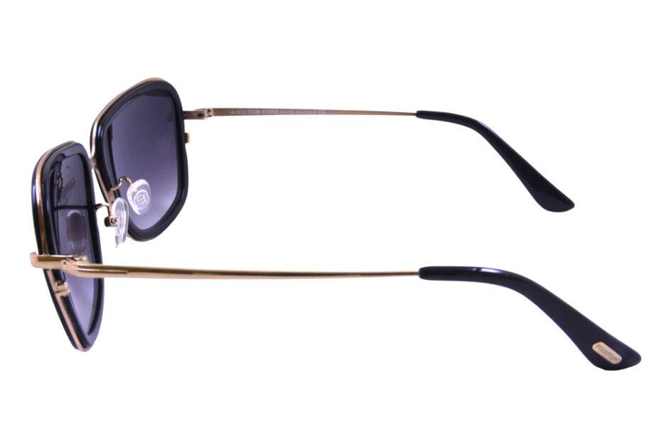 Tom Ford Ladies Sunglasse 9358 Black 3