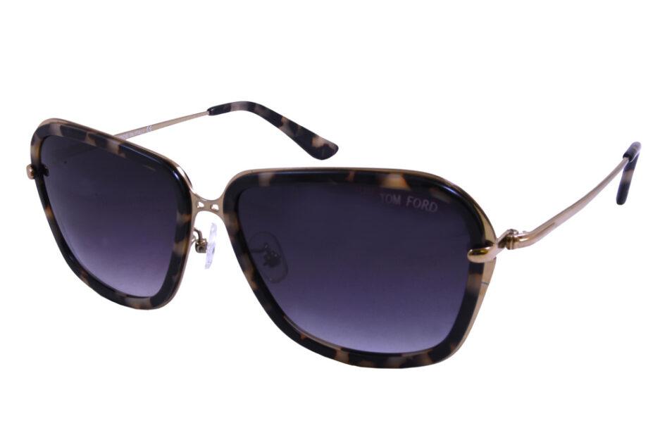 Tom Ford Ladies Brown Sunglasses 2