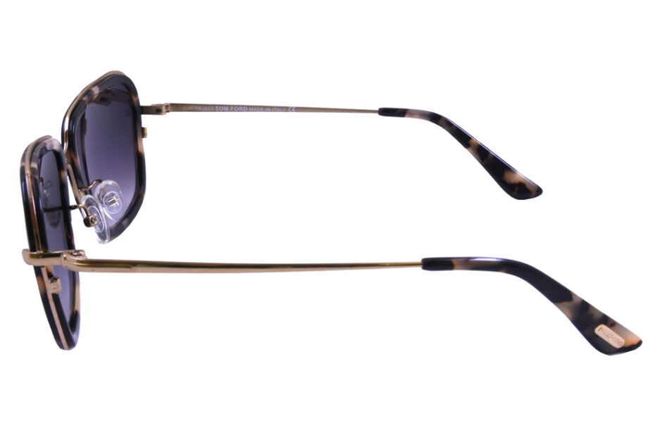 Tom Ford Ladies Brown Sunglasses 3