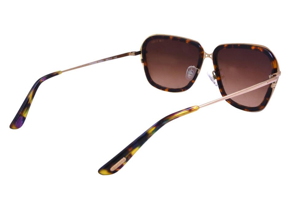 Ladies Tom Ford Sunglasse 9358 Tortoise 5