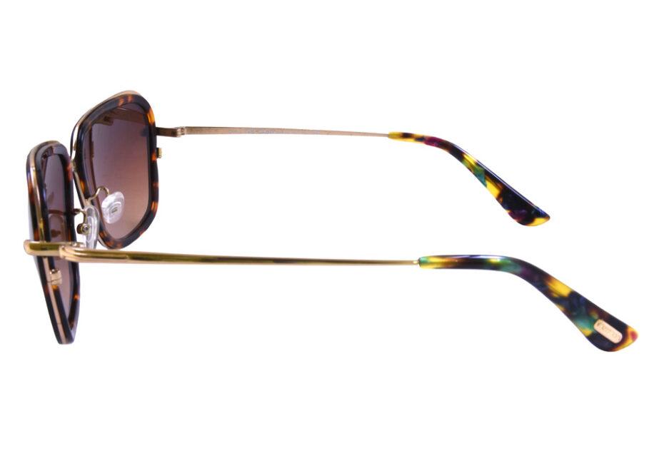 Ladies Tom Ford Sunglasse 9358 Tortoise 3