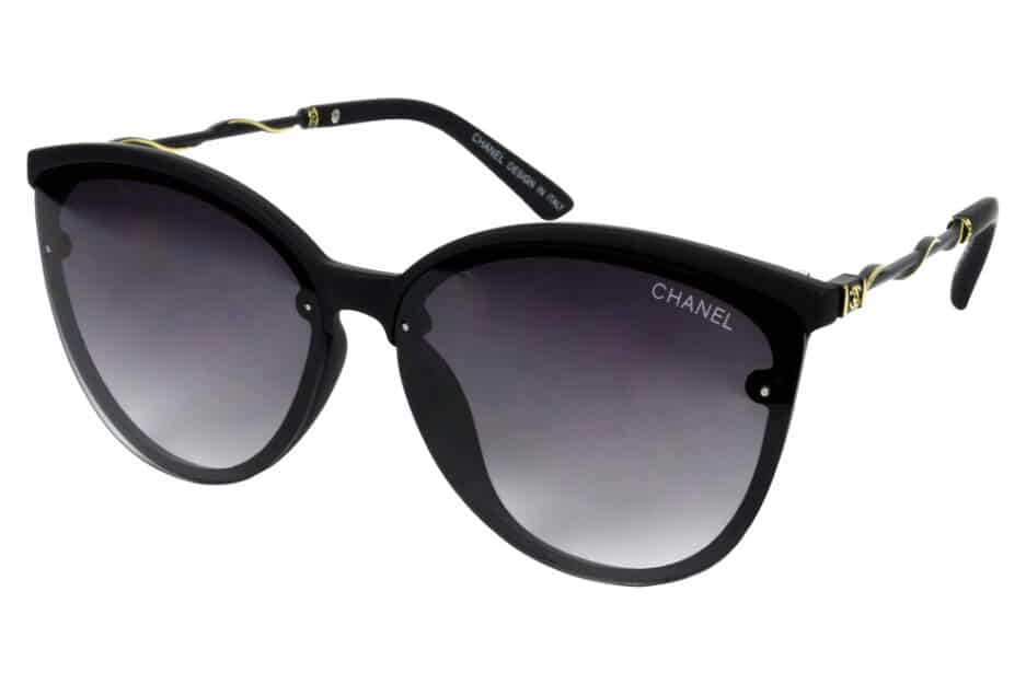 Cat Eye 3905 Black Sunglasses 2