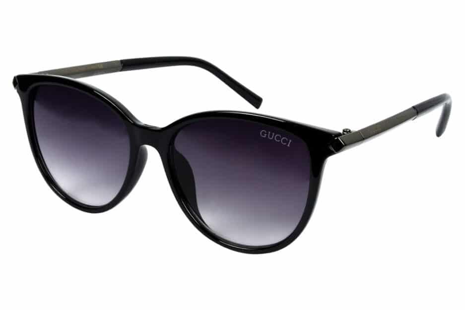 Black Gucci 4395 Sunglasses