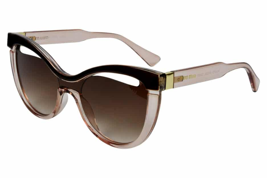 Cat eye miu miu ladies Sunglasses 69