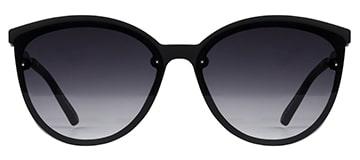 Cat Eye 3905 Black Sunglasses