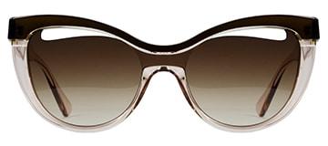 Cat eye miu miu ladies Sunglasses